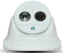 Free Shipping New Sony 1200TVL Dome CCTV Camera Plastic with Array IR 20M Night Vision