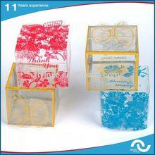 uso al aire libre cajas de chocolate de embalaje