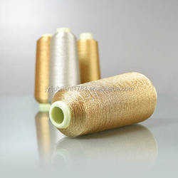 PURE SILVER PURE GOLDEN EMBROIDERY METALLIC YARN for sewing