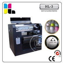 Digital 6 color a3 uv flatbed printer for printing rigid objects