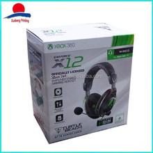 Colorful Custom Headphone Packaging Box