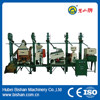 30t/day Automatic Complete Set rice milling unit