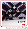 Soft custom printing polyester snuggle flannel fur for sale