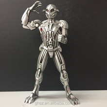 no moq 3d Ultron movie plastic fantasy action figures craft gifts