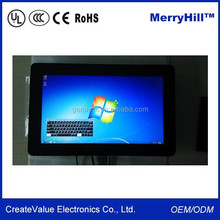 4GB Memory Capacity and Stock Products Status 21/21.5/22 Inch N2800/ i3/ i5/ i7 all in one pc