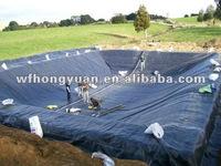 fish farm pond liner hdpe geomembrane/epdm pond liner for roof garden system