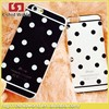 Hot Selling New style Soft TPU Case for iPhone 5/5S with round dots