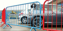 Crowd Control Interlocking Barrier/Pedestrian Fencing/crush barricade panel professional factory