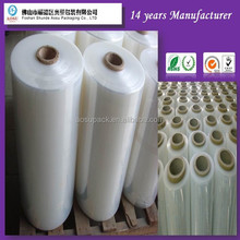 Export to Australia hot film 20 inches stretch hand pallet wrap