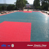 outdoor water proof pp interlock flooring for basketball or other sports court