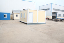 Panel Prefabricated Insulated Kit multifunctional containerized offices