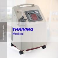 THR-OC7F5 Mini Hospital Portable Oxygen Concentrator