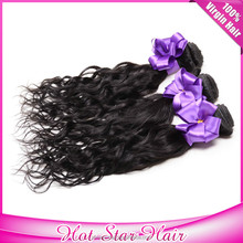100% genuine wholesale aliexpress unprocessed hair weft, water wavy wholesale virgin brazilian hair