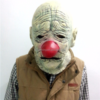 Trade Assurance Latex Realistic Disguise Fancy Dress Life Like Old Man The Full Head Man Mask