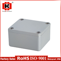 new products china supplier waterproof aluminum box