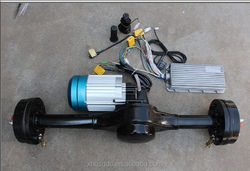 Electric rickshaw spare parts Passenger e-rickshaw spare parts DC motor for india