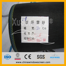 fiberglass screen , security screen for insect screen door and window from anping , Hebei factory