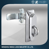 No 1.Hot Selling Mini Keyless Swing Handle Cabinet Lock with Padlock Device