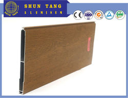 Commercial extruded installing aluminum alloy window louver frame with fashion design and hot sell Liberia