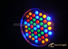 Four colors LED High Power Par Can Stage Lighting