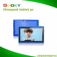 Cheap china Tablet pc 7inch Mini Mid Kids Tablet pc Q88 Tablet