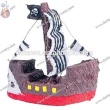 Barco pirata piñata, pinatas para adultos, fiesta piñata, juguetes de piñata, venta al por mayor piñata