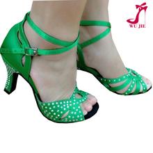 Zapatos de baile latino zapatos para bailar jazz, zapatos de baile de fabricación personalizada