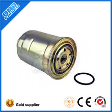 China wholesale market diesel light duty fuel filter with wood pulp paper for trucks