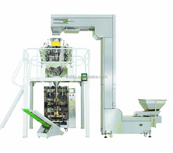 Dumpling filling and packing machine/Frozen food packaging machine/Stainless Steel Frozen Dumplings