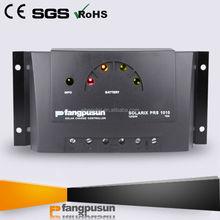 Fangpusun led pwm controller 10A rohs solar charger