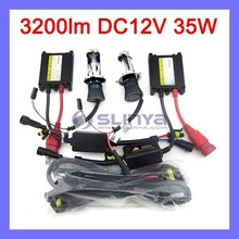 H4 HID Bi-Xenon 35W/12V Dual Beam High + Low Xenon HID Kit