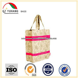 New style hot selling kids canvas tote bags
