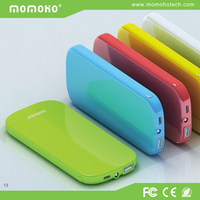 OEM universal mp3 power bank colors option cell power bank for mp4
