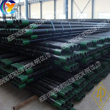 API 5CT/GOST New Steel Pipe Manufacturer