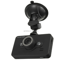 High Quality 2.7 Car DVR Full HD 1080P 120 Wide Angle Car Camera Recorder K6000 With Night Vision With G-sensor 4X Digital Zoom