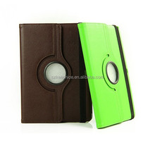 360 degree tablet leather book case with back cover for Samsung Galaxy Note 10.1 P600