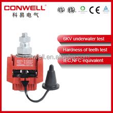 underwater test conector piercing waterproof box electrical ip65