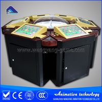 High quality roulette machine electronic roulette machine for sale