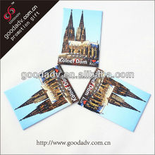 China suppliers custom novel tourist novelty fridge magnets