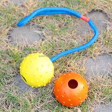 2015 super hollow rubber bouncing hollow rubber ball