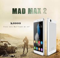 6000mah battery Original 5.5'' HD Oukitel K6000 4G LTE Smartphone MTK6735P Quad Core Android 5.1 2GB RAM 16GB ROM GPS Dual SIM