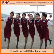 International transporte of make up to USA from shenzhen