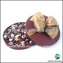 caja de chocolate por invitación de la boda
