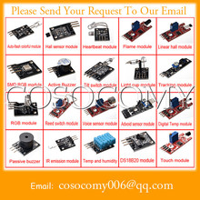 We can supply sensor module kit for DIY Project
