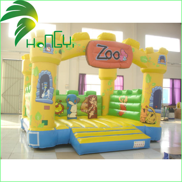 Inflatable Castle Inflatable Jumping Bouncer 1.jpg