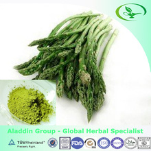 Asparagus Extract revitalize, stimulate and tone the skin