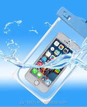 High quality PVC durable waterproof phone bag for Apple iPhone 6 Plus Factory Sale