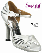 White Bridal Dress Shoes High Heel Wedding Shoes