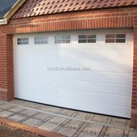 Steel Door Material and Finished Surface Finishing 8x7 garage door