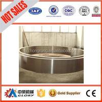High quality Cast rotary kiln tyre